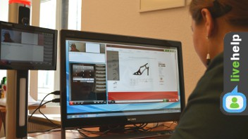 [Video] Pilot study in preperation: Live Help in Online Mass Customization with www.selve.net