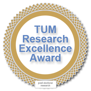 TUM Research Excellence Award 2014