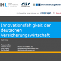 Study: Innovative Capability of the German insurance industry (2014)