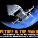 Invitation to ICT2B – Future In The Making, 20th-22nd Feburary '15 in Frankfurt