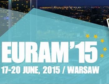 CLIC at EURAM 2015: Uncertainty is a great opportunity