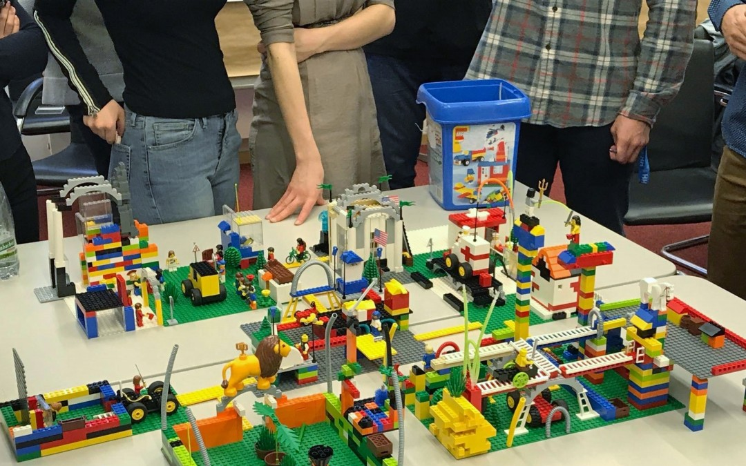Prototyping mit LEGO® SERIOUS PLAY® im HHL Executive Program